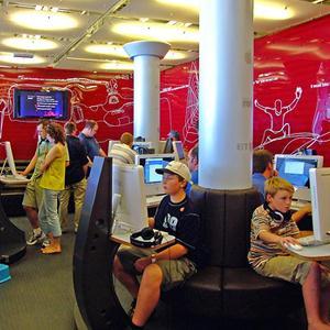Интернет-кафе Черногорска
