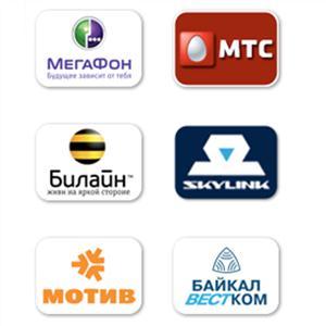 Операторы сотовой связи Черногорска