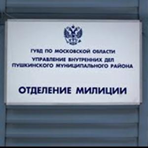 Отделения полиции Черногорска