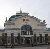 Железнодорожные вокзалы в Черногорске