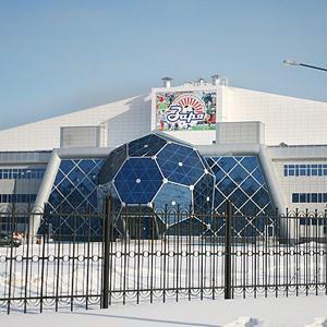 Спортивные комплексы Черногорска